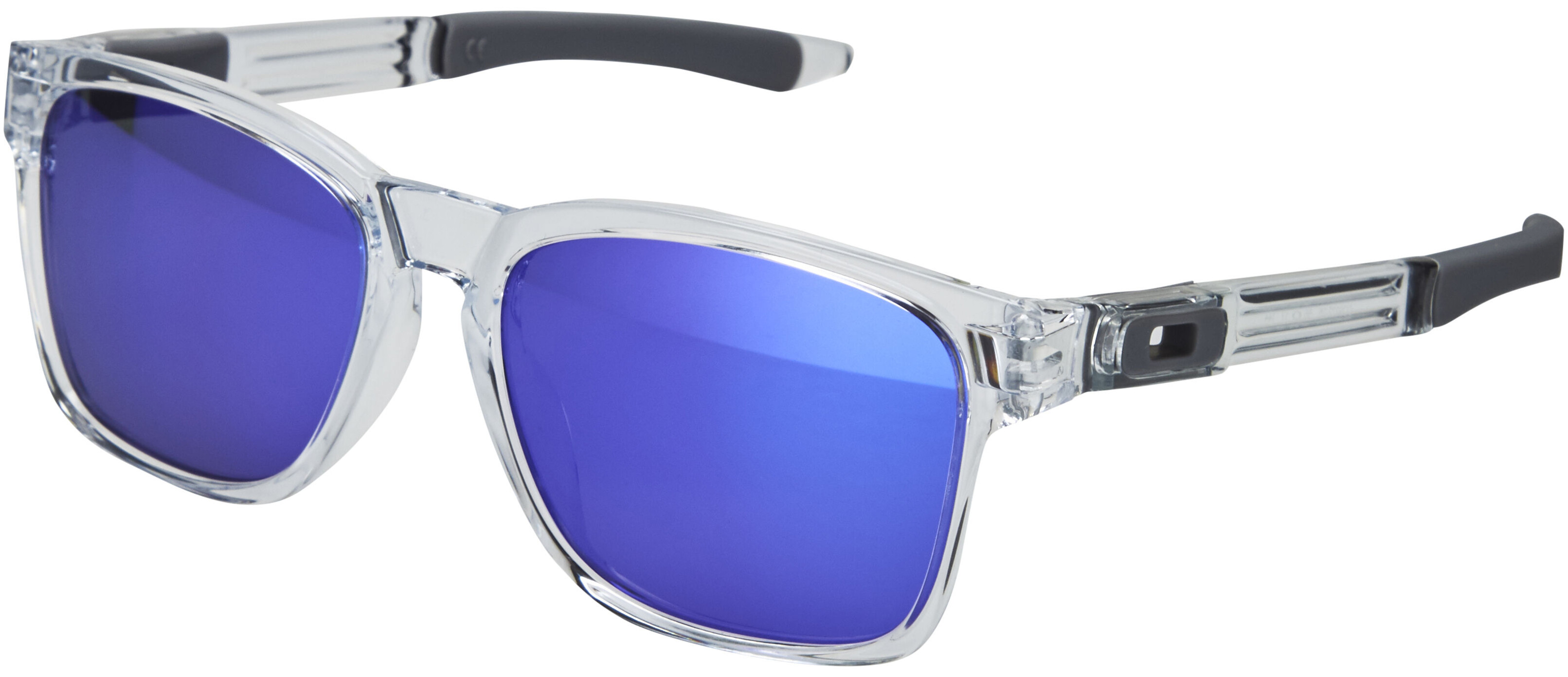 a16c72da8f Oakley Catalyst Bike Glasses transparent at Bikester.co.uk